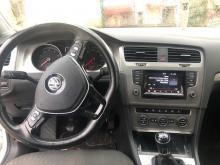 Volkswagen golf comfortline  1.4 TSI 5 Blanc
