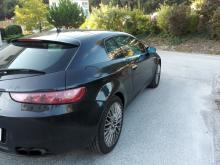 Alfa Romeo Brera 3.2 JTS Q4 Sky  Noire