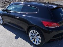 Volkswagen Sirocco  1.4 tsi. 160cv Noire