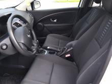 Renault Mégane 1.5 dci Dynamique Limousine Blanc
