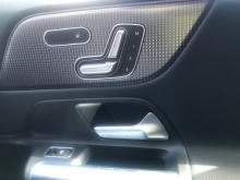 Mercedes-Benz GLA  GLA 250 4matic Argent