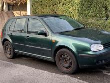 Volkswagen VW Golf Limousine Vert