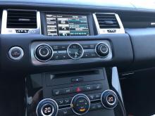 Land Rover RANGE ROVER SPORT 3.0 L V6 DIESEL Gris