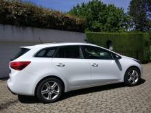 Kia Cee'd Sportwagon Sportwagon Blanc