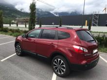 Nissan Qashqai+2 1.6dCi iStop 4WD 360  Rouge