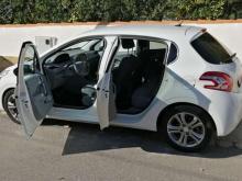 Peugeot 208 1.6L HDI  Allure Blanc