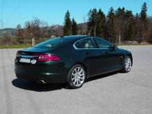 Jaguar XF  Premiun Luxury Vert