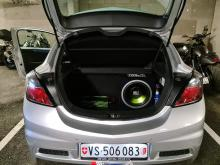 Opel Astra  H 2.0TH GTC Gris