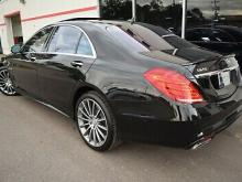 Mercedes-Benz S S550 AMG DISTRONIC NIGHT VISION PRÉSIDENTIEL  Noire