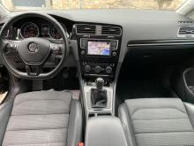 Volkswagen golf VII 1.4 high line Noire